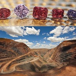 Argyle Mine — World's Primary Source of Pink, Red and Blue Diamonds — Is Nearly Tapped Out