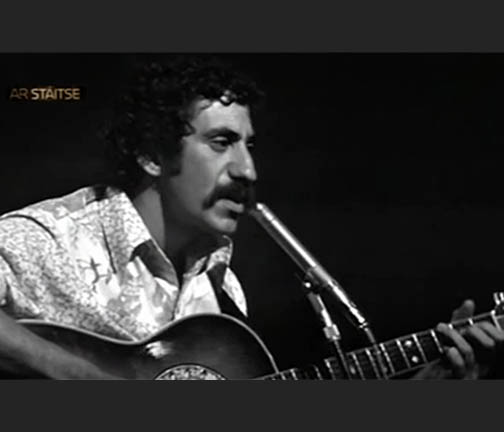 Music Friday: 'Bad, Bad Leroy Brown' Shows Off His Diamond Rings in Jim Croce's 1973 Chart Topper