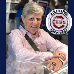 Lifelong Cubs Fan and Former Wrigley Field Usher Wins $70,000 Player-Grade 2016 World Series Ring