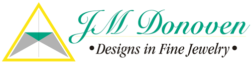 JM Donoven Designs in Fine Jewelry Logo