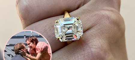 Tallulah Willis Shares Intimate Details of Her Asscher-Cut Diamond Ring